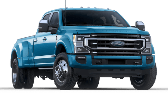 Super Duty F-450 DRW Platinum 4x2 Crew Cab w/ 8' Box