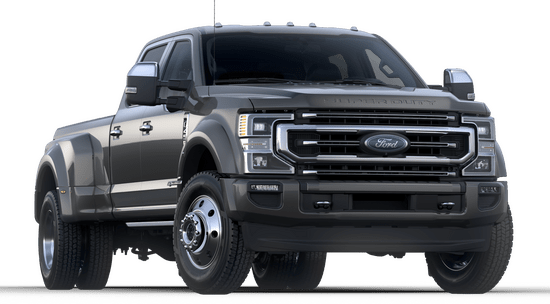 Super Duty F-450 DRW Platinum 4x4 Crew Cab w/ 8' Box