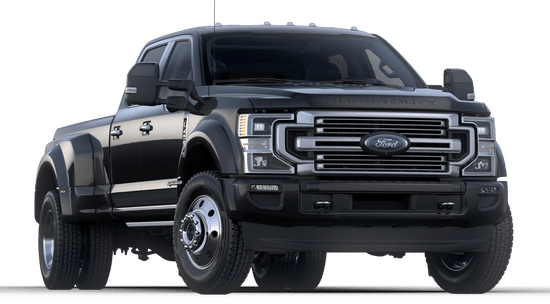Super Duty F-450 DRW Limited 4x4 Crew Cab w/ 8' Box