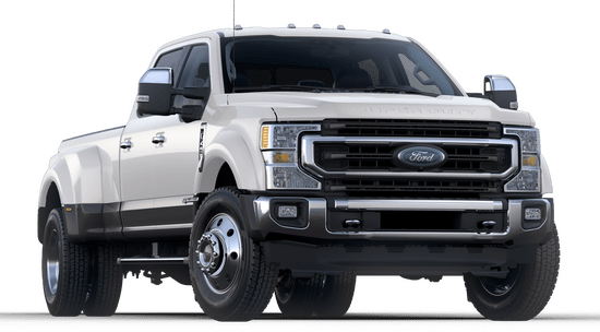 Super Duty F-450 DRW King Ranch 4x2 Crew Cab w/ 8' Box
