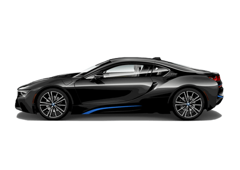 New BMW i8 in Coconut Creek
