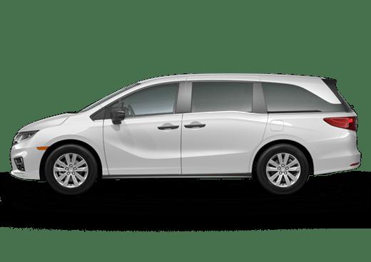 New Honda Odyssey near Salisbury