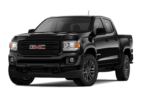 New GMC Canyon in Asheboro