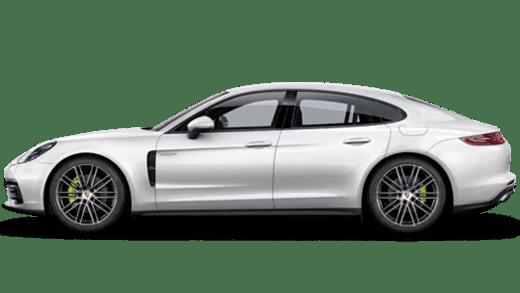 New Porsche Panamera E-Hybrid near Columbia