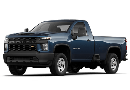 New Chevrolet Silverado 2500HD in Raleigh
