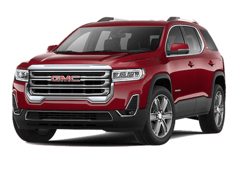 New GMC Acadia in Weslaco