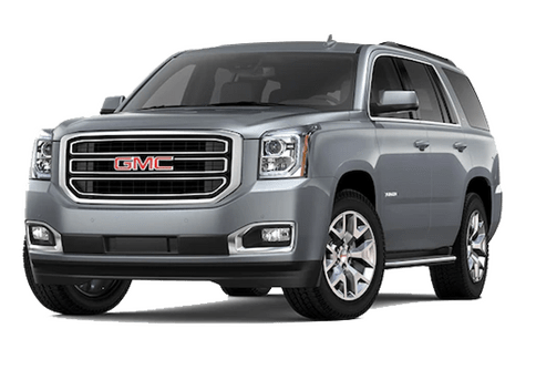 New GMC Yukon in