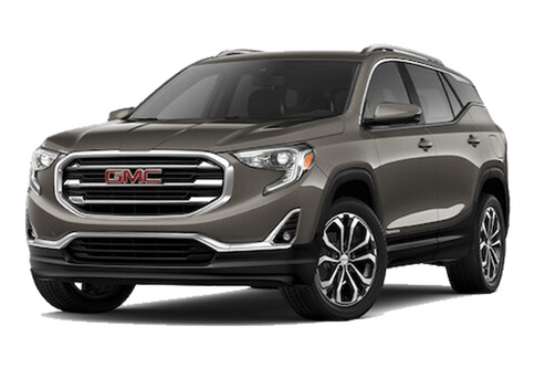 New GMC Terrain in Asheboro