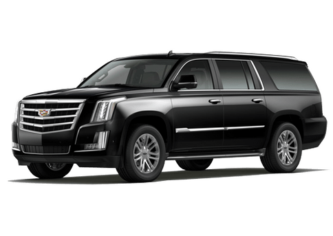 New Cadillac Escalade ESV in