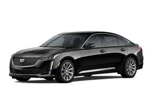 New Cadillac CT5 in