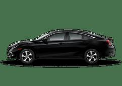 New Honda Civic at Dayton