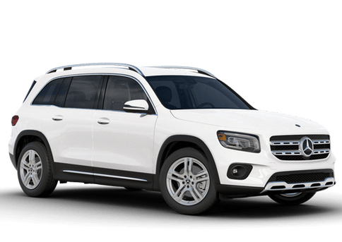 New Mercedes-Benz GLB in Greenland
