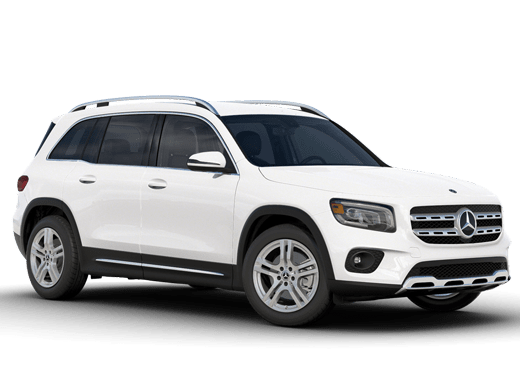 New Mercedes-Benz GLB in Merriam
