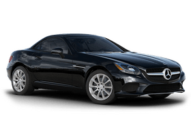 New Mercedes-Benz SLC at Marion