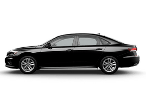 New Volkswagen Passat at Midland