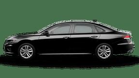 New Volkswagen Passat at Chattanooga