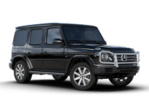New Mercedes-Benz G-Class at Bellingham