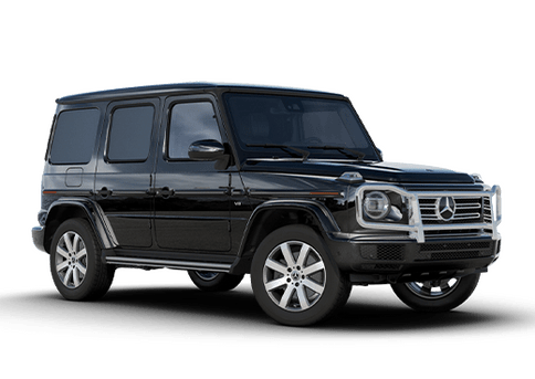 New Mercedes-Benz G-Class in Chicago