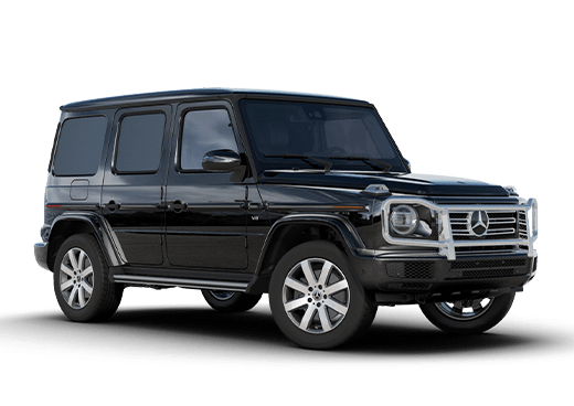 New Mercedes-Benz G-Class near Harlingen