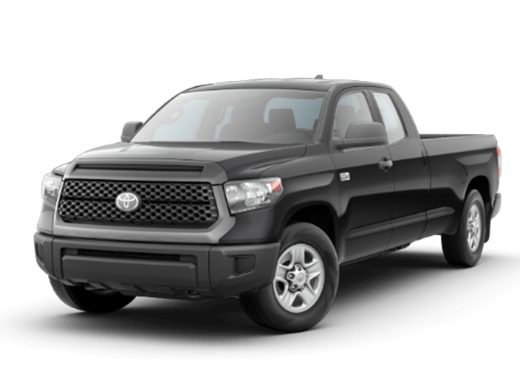 Tundra 4WD SR Double Cab 8.1ft Long Bed