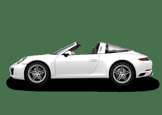 New Porsche 911 Targa 4 Pompano Beach Fl
