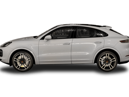 Cayenne Coupe Turbo Coupe