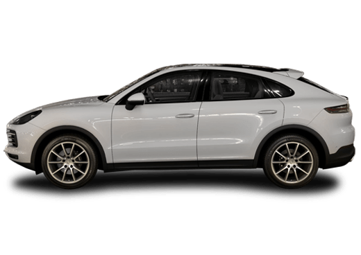New Porsche Cayenne Coupe near Highland Park