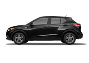 New Nissan Kicks at Wilkesboro