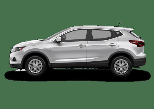 2020 Rogue Sport S AWD Xtronic CVT