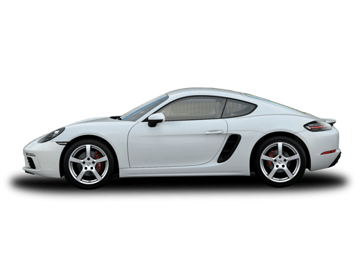 New Porsche 718 Cayman S near Newark
