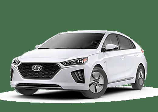Ioniq Hybrid SE