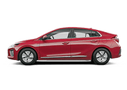 New Hyundai Ioniq Hybrid at High Point