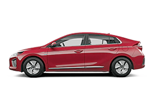 New Hyundai Ioniq Hybrid near High Point