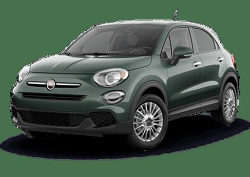 New Fiat 500X in Weslaco