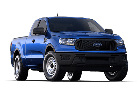 New Ford Ranger near Calgary