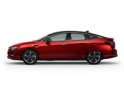 New Honda Clarity Fuel Cell at Jacksonville