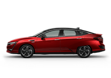 New Honda Clarity Fuel Cell at Duluth