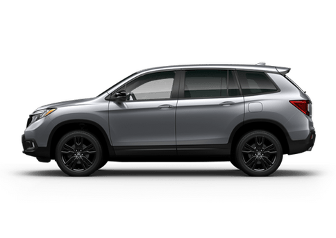 New Honda Passport in