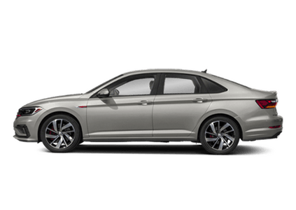 New Volkswagen Jetta GLI at Miami