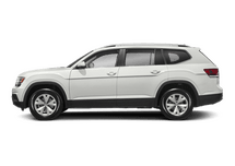 New Volkswagen Atlas at Pittsburgh
