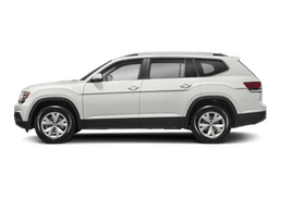 New Volkswagen Atlas at Santa Rosa