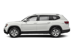 New Volkswagen Atlas at Midland