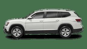 New Volkswagen Atlas at Chattanooga