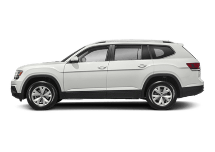 New Volkswagen Atlas at Miami