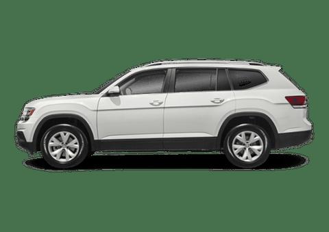 New Volkswagen Atlas near Mason City