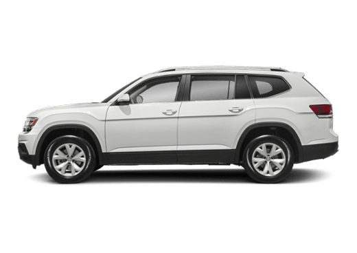 New Volkswagen Atlas near Brownsville