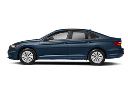New Volkswagen Jetta at Santa Rosa