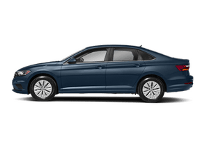 New Volkswagen Jetta at Pompano Beach