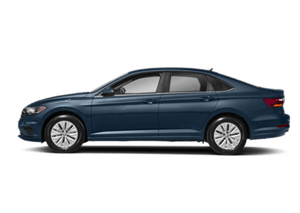 New Volkswagen Jetta at Miami
