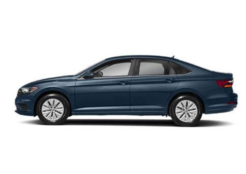 New Volkswagen Jetta in